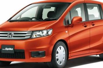 Honda Freed была награждена новой комплектацией – Premium Edition