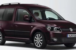 Стартует массовое производство 4-ого поколения VW Caddy