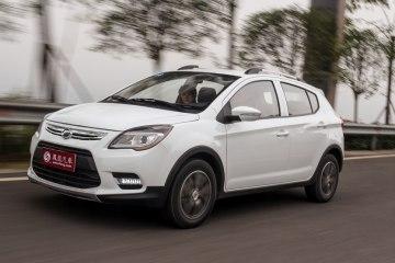 На российский автомобильный рынок скоро поступит компактный кроссовер Lifan x50