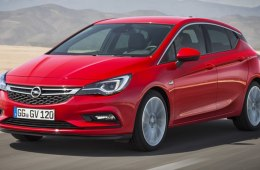 Фото Opel Astra K 2015