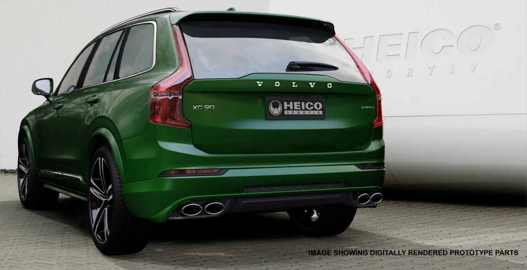 Тюнинг Volvo XC90 2015-2016