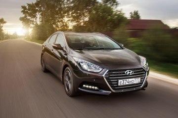 В Российской Федерации появился новый Hyundai i40
