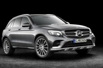 Фото Mercedes-Benz GLC 450 AMG