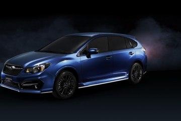 Фото Subaru Impreza Sport