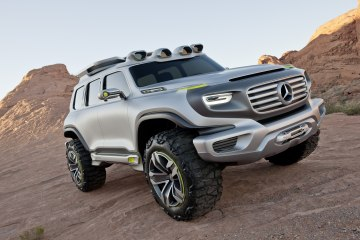 Фото Mercedes-Benz Ener-G-Force (концепт)