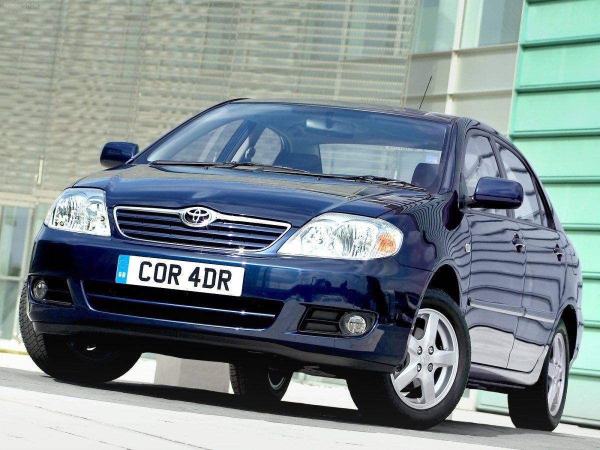 Фото Toyota Corolla e120