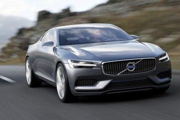 Фото Volvo Concept Coupe 2015