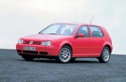 Фото Volkswagen Golf 4 поколения