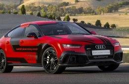 Компания Audi и ее обновленный хэтчбек RS7 Sportback
