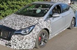 Фото Opel Astra GSi