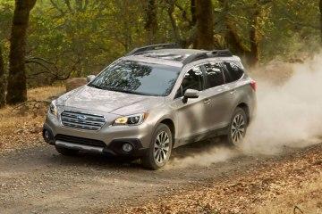 Фото Subaru Outback 2015-2016