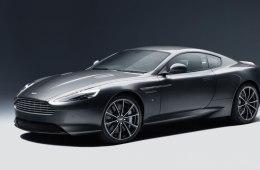 Aston Martin рассекретил своё спорткупе DB9 GT мощностью 547 л.с.