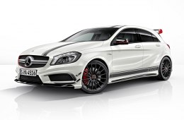 Фото Mercedes AMG A45 4MATIC 2015-2016