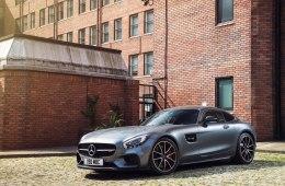 Фото Mercedes-Benz AMG GT 2016