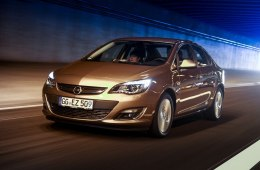 Фото Opel Astra J 1,6