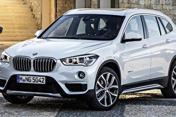 Фото BMW X1 2015-2016