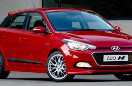 Фото Hyundai i20 N Sport
