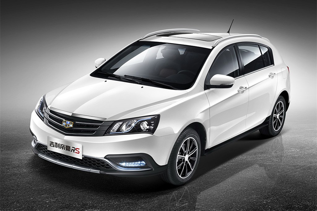 Фото Geely Emgrand RS 2016