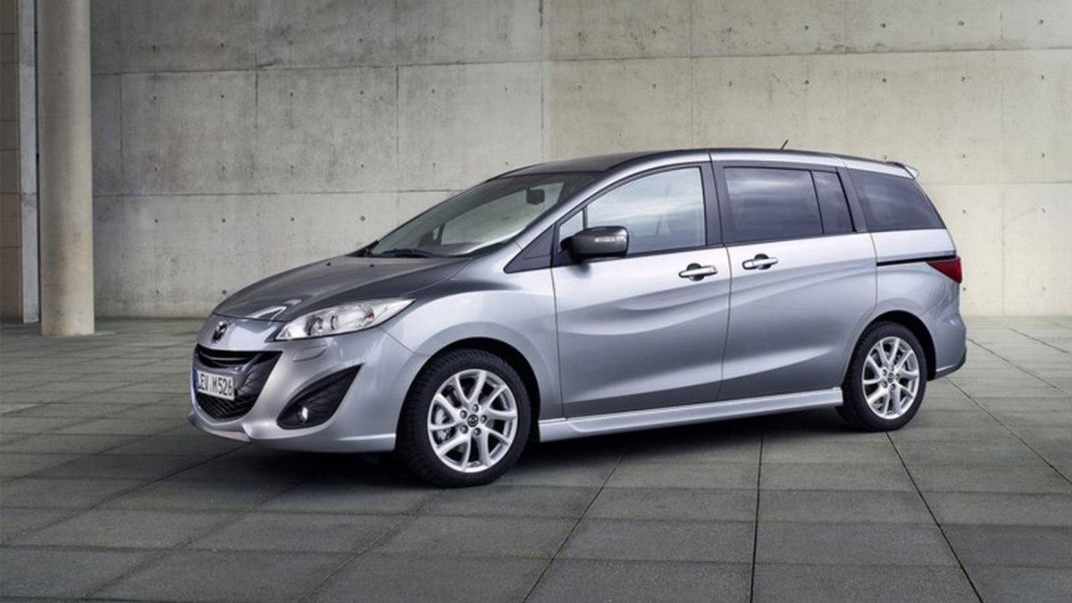 Фото Mazda5