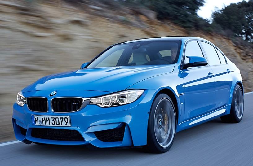 Фото BMW M3 2015