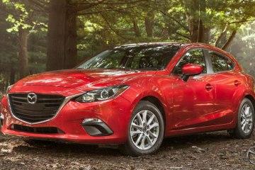 Фото Mazda 3 (хетчбек)