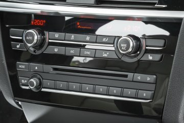 Мультимедийная система BMW X3 2015
