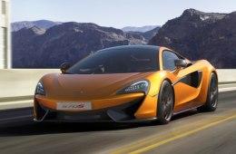 Фото McLaren 570s
