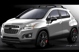 Chevrolet Trax Red Line Series