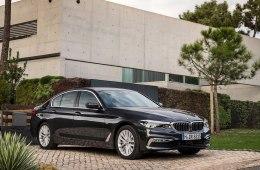 Обновленная BMW 5-й серии 2017: цены, комплектации и фото