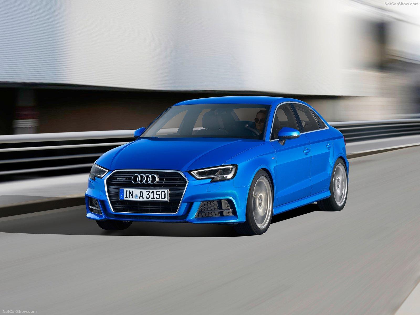 Новый Audi A3 2017 — комплектации, цены, фото и характеристики
