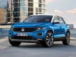 Volkswagen T-Roc 2018 - комплектации, цены и фото