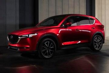 Mazda CX5 2018 модельного года: цены, комплектации, фото и характеристики