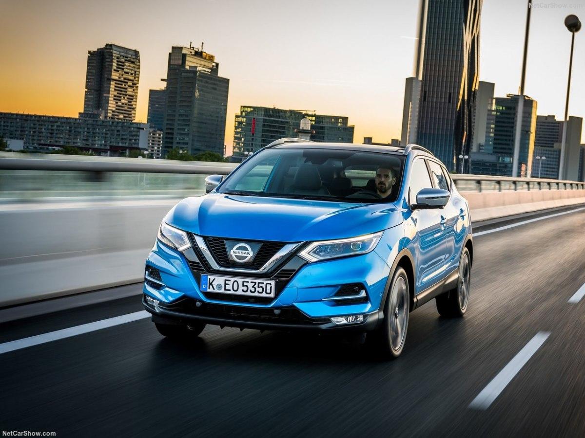 Nissan Qashqai 2018: комплектации, цены и фото