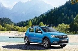 Renault Sandero Stepway 2018 модельного года: цены, комплектации, фото и характеристики