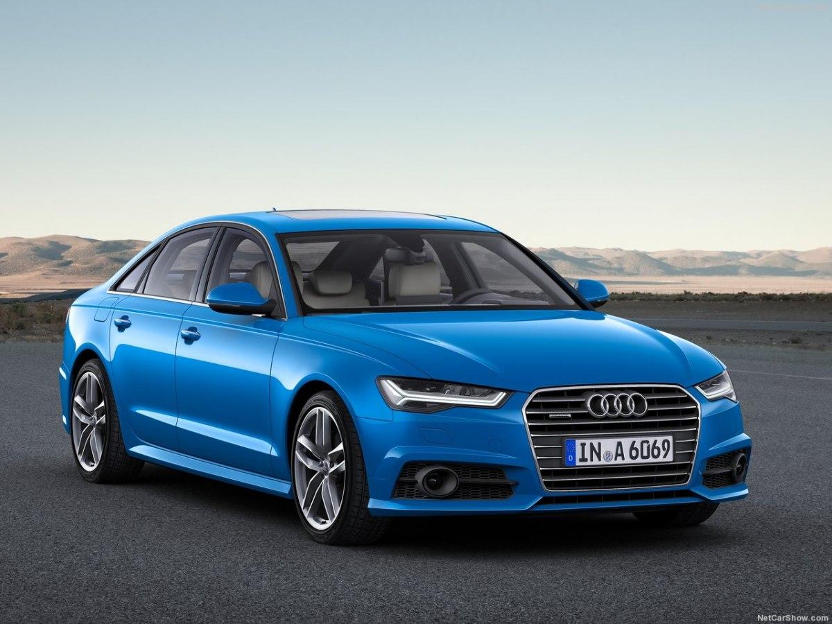 Audi A6 2018 - комплектации, цены, фото и характеристики