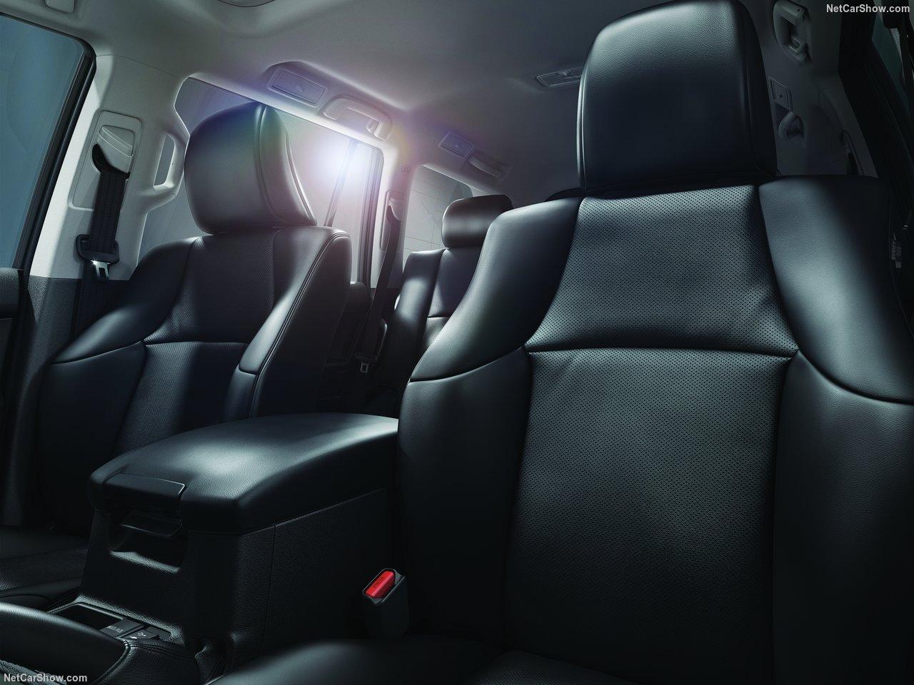 Тойота прадо 2018 технические характеристики комплектации