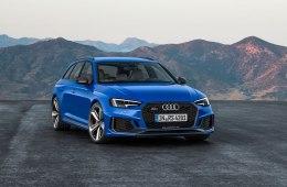 Audi RS4 2018 - комплектации, цены, фото и характеристики
