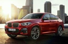 BMW X4 2019 - комплектации, цены и фото