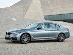 BMW 5 серии 2018 - комплектации, цены и фото