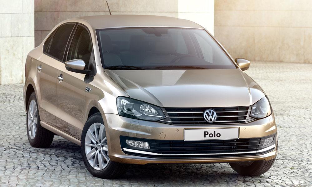 Фольксваген Поло седан 2018 - комплектации, цены и фото