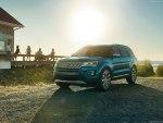 Ford Explorer 2018 - комплектации, цены, фото и характеристики