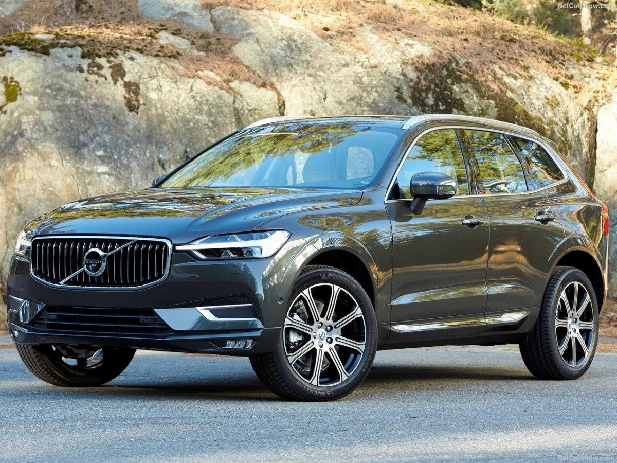 Volvo XC60 2018 - комплектации, цены, фото и характеристики