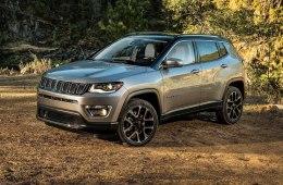 Jeep Compass 2018 модельного года: цены, комплектации, фото и характеристики