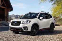 Subaru Forester 2018 - комплектации, цены и фото