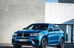 BMW X6 2018 - комплектации, цены и фото