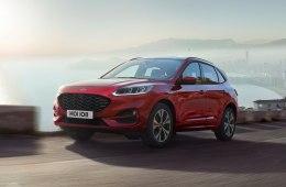 Ford Kuga 2019 модельного года: цены, комплектации, фото и характеристики