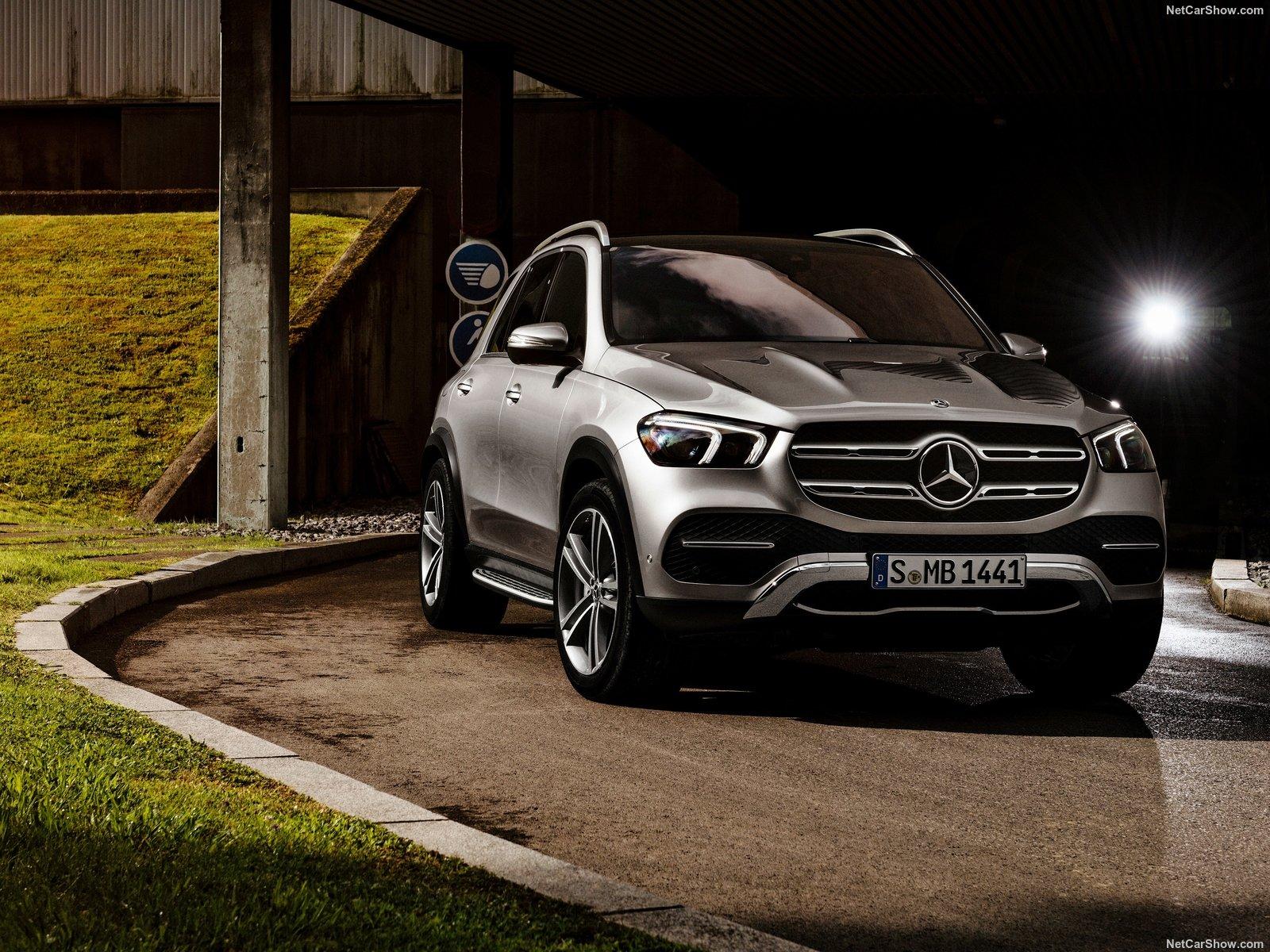 Mercedes GLE 2019 – одна из самых ожидаемых новинок немецкого производителя