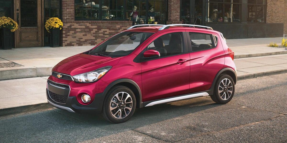 Chevrolet Spark 2019 – компактный автомобиль для комфортного передвижения по городу