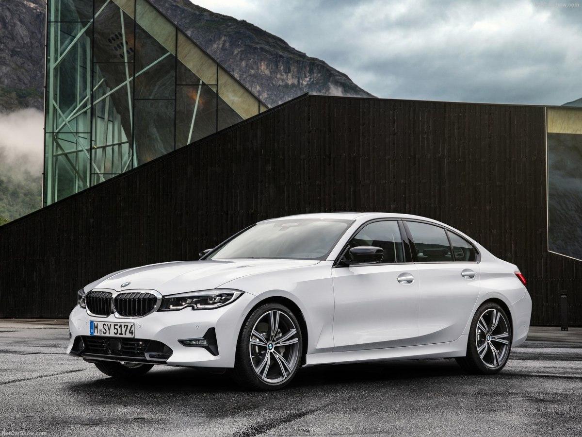 BMW 3-Series 2019 года: технологический прорыв баварского производителя