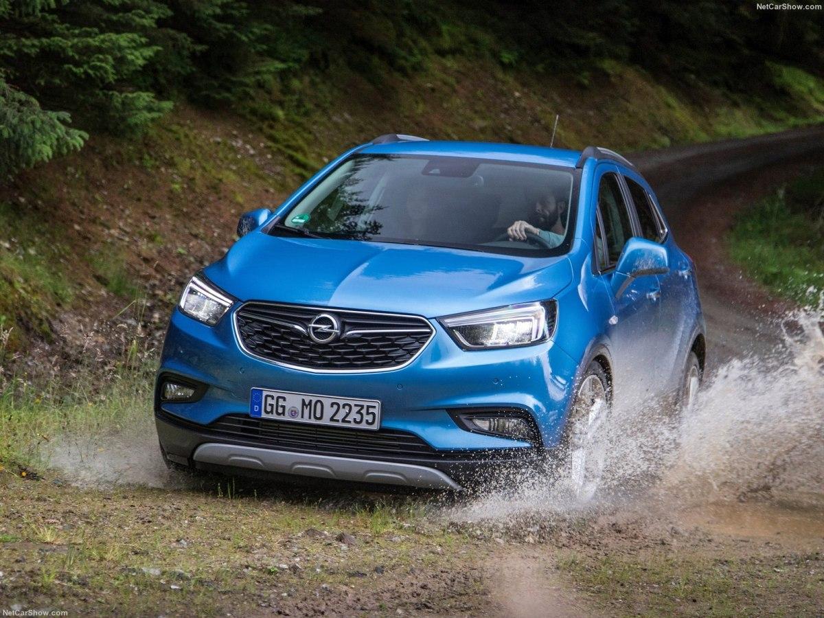 Opel Mokka 2019 года – стильный обновленный немецкий кроссовер